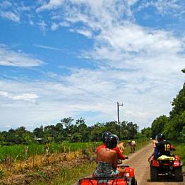 ATV quad adventure