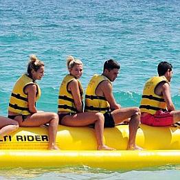 Banana Boating!