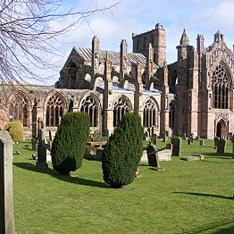 Visit the Rosslyn Chapel in Edinburgh