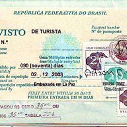 Visas for Rio de Janeiro