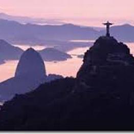 Cruise Day 1 - Depart Rio de Janeiro