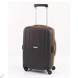 Samsonite Velocita DLX Large 74cm Hardside Suitcase Chocolate