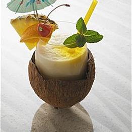 Tropical Drinks on the Beach!