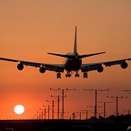 Airfare back HOME!