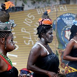 African Dance Theatre