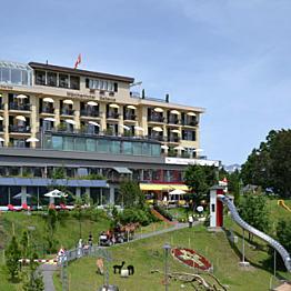 Two nights at Märchenhotel Bellevue
