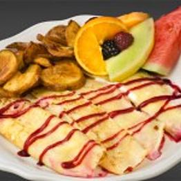 Breakfast at Chez Francois