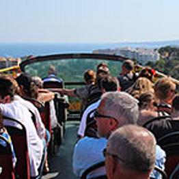 Cartagena, Columbia Shore Excursion: Exclusive Hop-On Hop-Off Bus