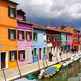 Islands of Venice Lagoon