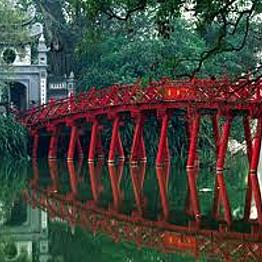 Tourist Day in Hanoi