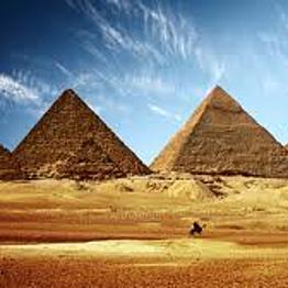 the Pyramids!