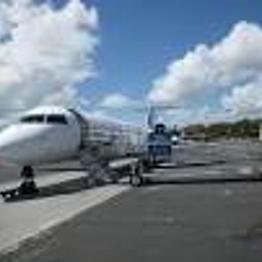 Island Hopper airfare for two