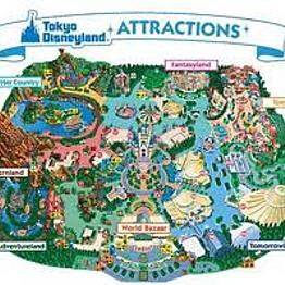 Tickets to Tokyo Disneyland