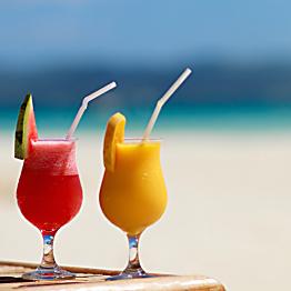 Drinks in Kauai