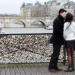 Engraved Love Locks