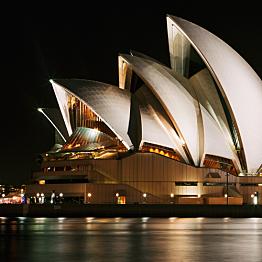 Visit the Sydney Opera House