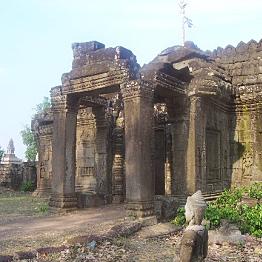 Nokor Wat Ruins
