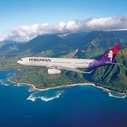 Roundtrip flights between Oahu and Kauai (better than swimming)