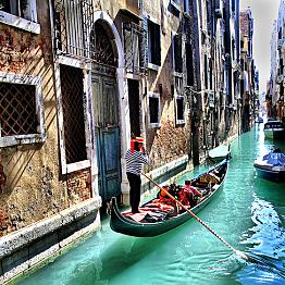 Gondola ride & serenade