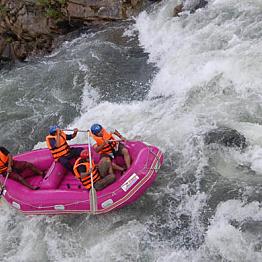 Whitewater Rafting @ Kitulgala Adventure Park