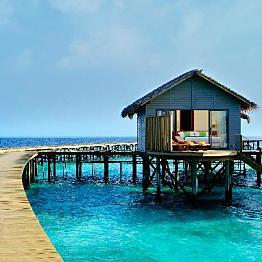 Honeymoon Bliss in the Maldives