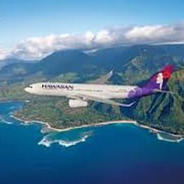 Flight from Maui to Kauai