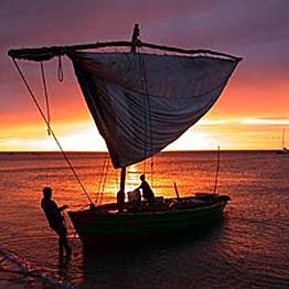 Sunset Dhow Cruise