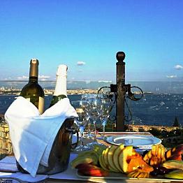 Dinner Istanbul
