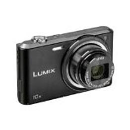 Panasonic Lumix DMC-SZ3 16.1 MP Compact Digital Camera with 10x Intelligent Zoom (Black)