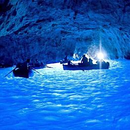 Blue Grotto Boat Ride