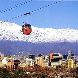 Teleferico Ride