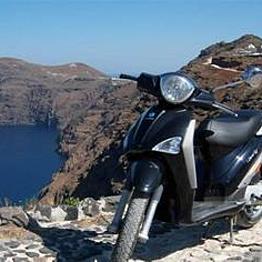 Motorbike Rental for 2