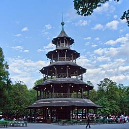 Stroll through Der Englische Garten in Munich