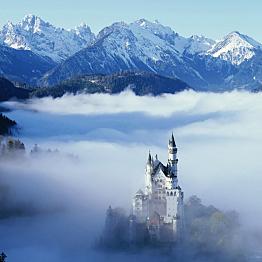 Tour the Schloss Neuschwanstein, Schloss Hohenschwangau, and the Museum of Bavarian Kings