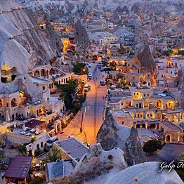 Hotel in Capadocia, Turkey