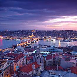 Hotel in Istanbul, Turkey