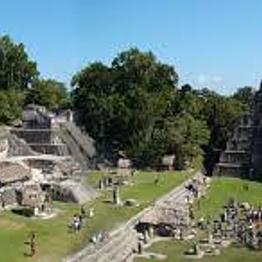 Tours of Tikal