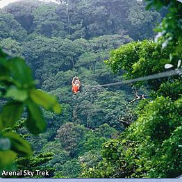 Arenal Zip Line