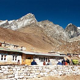 Day 9: Trek Dingboche (14,468 ft) to Lobuche (16,108 ft)