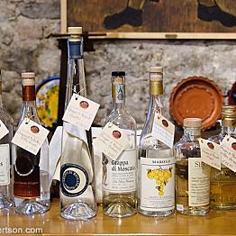 Visit to the Distilleria Montanaro where they make Grappa!