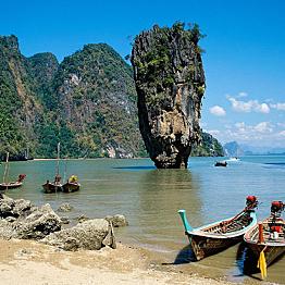 Kayaking the Phang Nga Bay
