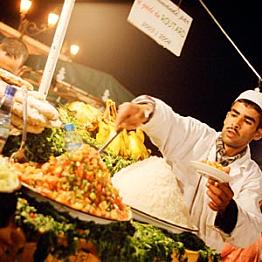 Moroccan Street food!