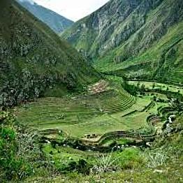 Day 1 of the Inca Trek
