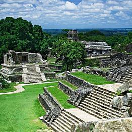 Mayan Monument tour