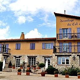 Hotel Hermitage du Col d'Eze