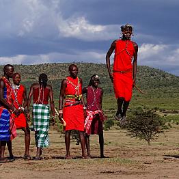 Maasai Mara Outfit