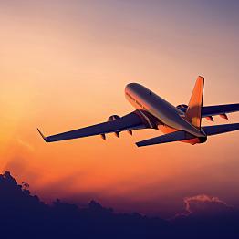 Flight back to Colorado