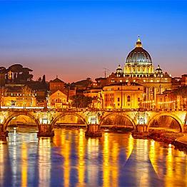 Second night in Rome
