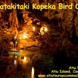 Anatakitaki Kopeka Bird Caves