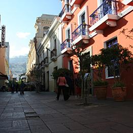 Overnight in Quito